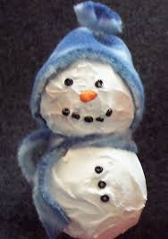 craft ideas snowman ornament crafts