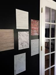 peel and stick grasscloth wallpaper a few peel stick wallpaper sles emily a clark