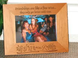 themed frames personalized food drink picture frames