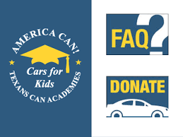 cars for kids car donation texans can dallas houston austin