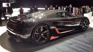 koenigsegg geneva 2017 sold out koenigsegg agera rs arrives in geneva with 1 160 hp
