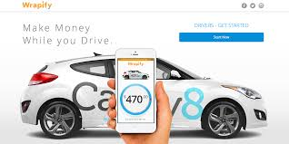 car ads wrapify is an uber for advertisers business insider