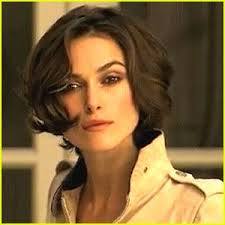 coco chanel hair styles keira knightley looks much better in shortish hair imo this is