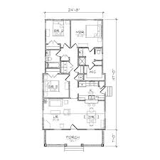 hawkins ii bungalow floor plan tightlines designs
