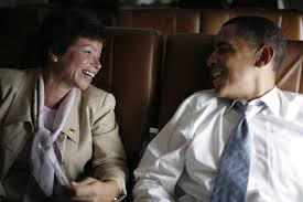 the clever strategy obama u0027s women staffers came up with to make
