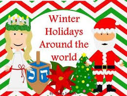different holidays clipart collection