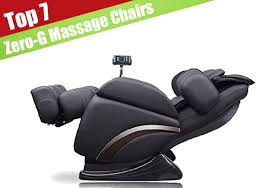 Most Expensive Massage Chair 7 Best Zero Gravity Massage Chairs For 2017 Jerusalem Post