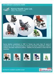 karma healthcare ltd kolkata wheelchairs