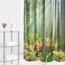 Flower Drop Shower Curtain Shower Curtains U0026 Rods Bath Jysk Canada
