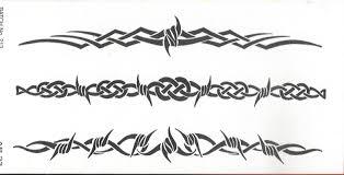 tribal and celtic armband design tattooshunt com
