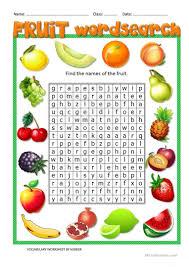 21 free esl search fr worksheets