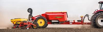 tempo l a trailed high speed planter with high capacity