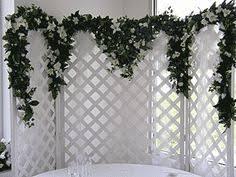 lattice wedding backdrops search wedding ideas
