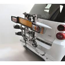 porta snowboard per auto portabici posteriore peruzzo smart rack delux smart fortwo