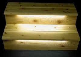 led strip lights for stairs aurora deck lighting odyssey led strip light