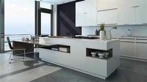 exemple de cuisine avec ilot central exemple cuisine avec ilot central mineral bio