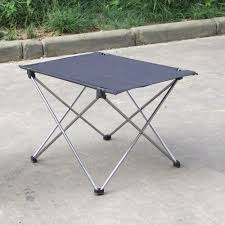 folding camping table pgr home design