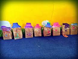 lisa bonita paper bag scarecrow craft