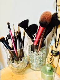 how i organize my make up once youve placed the lipstick holder