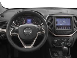 jeep xj steering wheel 2017 jeep cherokee price trims options specs photos reviews