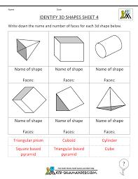 Volume Of Rectangular Prism Worksheet Second Grade Geometry