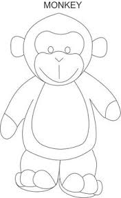 cute baby monkey coloring pages baby monkey coloring pages for kids monkey coloring pages to