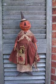 halloween primitive decor 74 best the smiling goat primitives and folkart images on