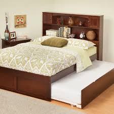 Bookcase Beds With Storage Urban Lifestyle Newport Bookcase Platform Bed Hayneedle