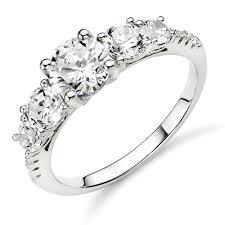 silver wedding rings images Silver diamond wedding ringswedwebtalks wedwebtalks jpg