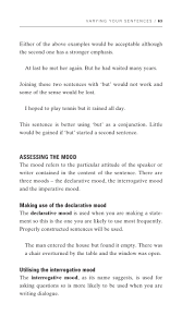 Declarative And Interrogative Sentences Worksheets Improve Your Punctuation And Grammar