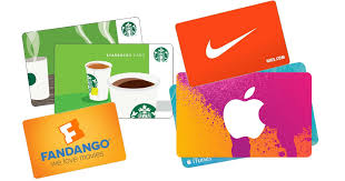 win gift cards win home depot fandango starbucks itunes nike gift cards