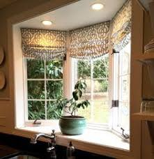Curtains Kitchen Window by Best 25 Bay Window Curtains Ideas On Pinterest Bay Window
