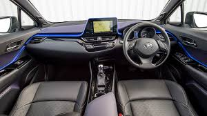 toyota car company toyota c hr 2017 review by car magazine