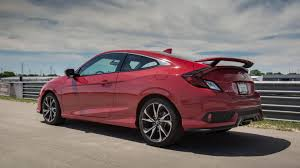 honda 2017 honda civic si review roadshow