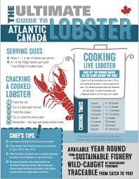 food service resources u2013 lobster council of canada