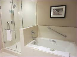 bathroom awesome bathtub to shower conversion lowes one