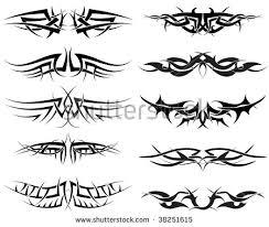 gothic tribal