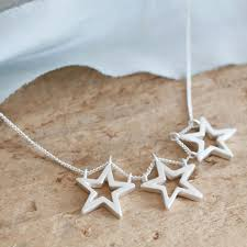 star statement necklace images Handmade sterling silver necklaces and pendants louy magroos jpg