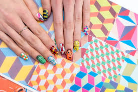 new site combines nail art and art history creators