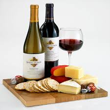 wine and cheese basket wine cheese baskets gifts for wine gift baskets