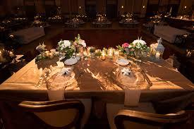 indoor dimly lit wedding ceremonies and receptions inside weddings