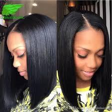 short bobs with bohemian peruvian hair brazilian short bob lace front wigs human hair for black women 7a