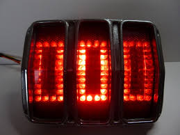 mustang led tail lights new and improved 64 66 mustang led rear light kits brightlightcustoms