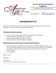 format proposal sponsorship pdf ideas collection 6 sponsorship proposal templates excel pdf formats