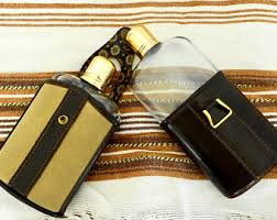his and hers flasks cing flask etsy
