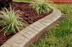 diy landscape edging borders ideas design ideas u0026 decors