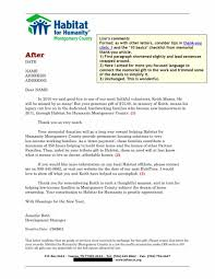 Fundraising Cover Letter Sample by Sofii In Memoriam Donation Thank You Letter Samples