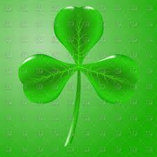 irish flag with shamrocks vector clipart image 53854 u2013 rfclipart