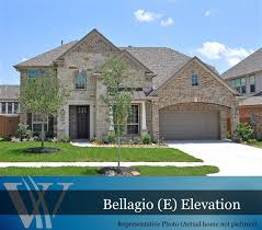 westin homes in sweetwater community