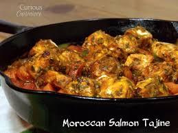 moroccan salmon tagine curious cuisiniere